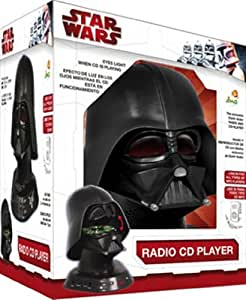 IMC - Musique - Radio CD player Star Wars