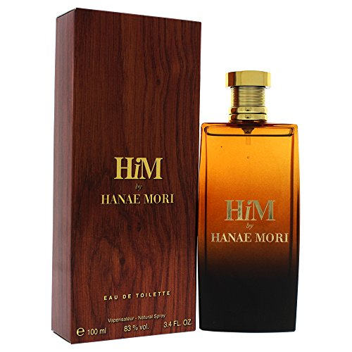 Hanae Mori HiM Eau De Toilette 100 ml (man)