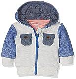 Noppies Baby-Jungen Strickjacke B Cardigan Sweat Ennis, Weiß (Off White Melange C024), 62