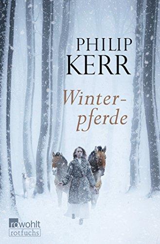 Buchseite und Rezensionen zu 'Winterpferde' von Philip Kerr