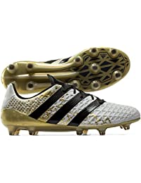 designer fashion 12046 c5dfa ... switzerland adidas ace 16.1 fg ag football boots white core black gold  metallic c226b 2e290