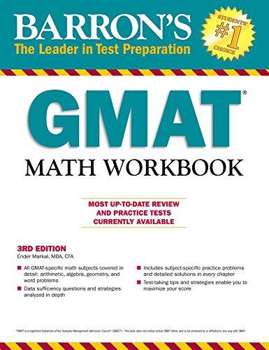 Pdf gmat math book