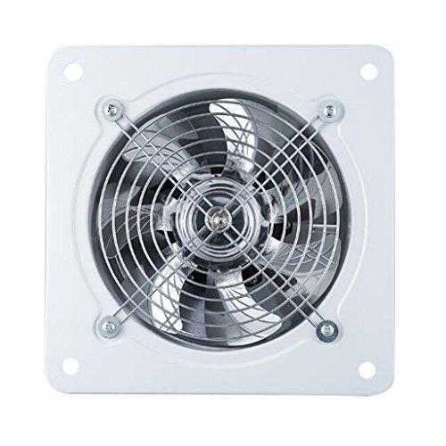 40W Ventilador Extractor de Aire de Conducto para Baños Cuartos Húmedos -...