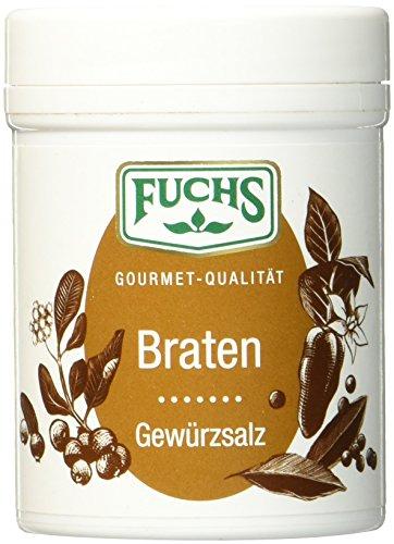 Fuchs Braten Gewürzsalz, 3er Pack (3 x 90 g)