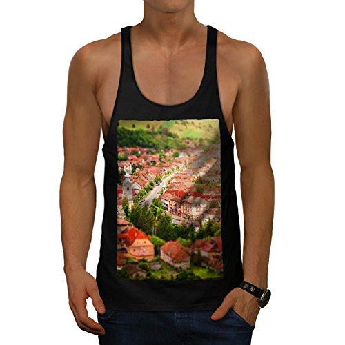 old-town-landmark-beautiful-art-men-black-m-gym-tank-top-wellcoda