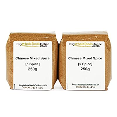 Chinese Mixed Spice [5 Spice] 500g from Buy Whole Foods Online Ltd.