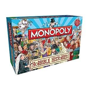 Monopoly - Juego de Miniatura, de 2 a 6 Jugadores (22019) (versión en inglés)