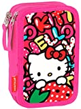 Astuccio Triplo Hello Kitty Sweetness Perona 53857