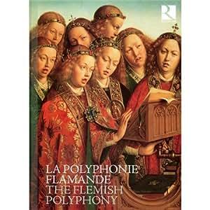 Die flämische Polyphonie (8 CDs mit Buch)