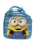Universal Studio Despicable Me Minion Shoulder Bag-Baby Blau