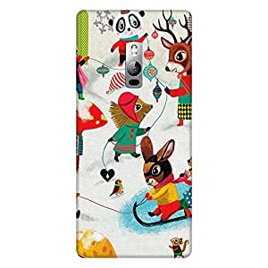 MOBO MONKEY Printed Hard Back Case Cover for OnePlus Two - Premium Quality Ultra Slim & Tough Protective Mobile Phone Case & Cover
