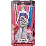Harumika - 30391 - Style your Imagination - Poupée Mannequin - Défilé Glamour - Chaussures et bien plus
