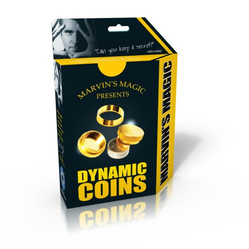 Marvin's Magic Dynamic Coins