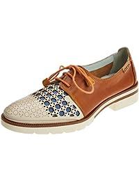 Pikolinos Sitges W7j, Zapatos de Cordones Derby para Mujer