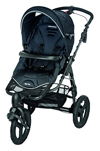 Poussette Bébé Confort High Trek - couleur Black Raven