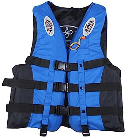SaySure - Outdoor Sport Life Jackets Vest(Asian Size) (SIZE : XXXL)