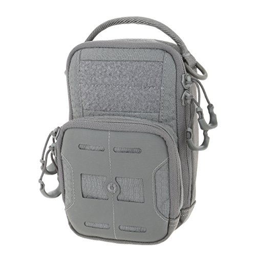 Maxpedition Daily Essentials Pouch - Grey - DEPGRY
