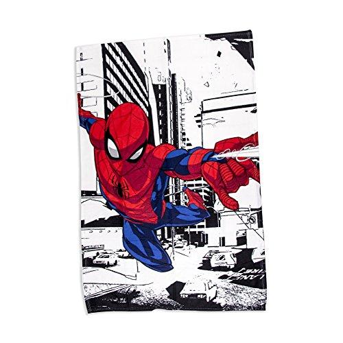 Spiderman Manta Forro Polar diseño clásico metrópolis