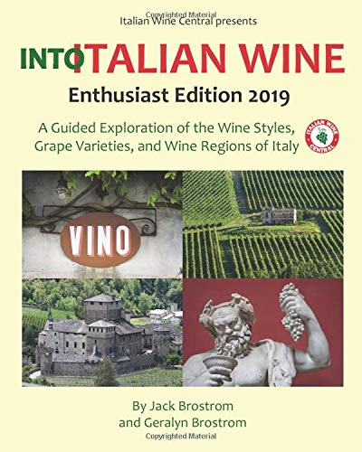 Into Italian Wine, Enthusiast Edition 2019: A Guided Exploration of the Wine Styles, Grape Varieties, and Wine Regions of Italy