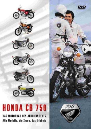 Preisvergleich Produktbild Honda CB 750 Four - Das Motorrad des Jahrhun...