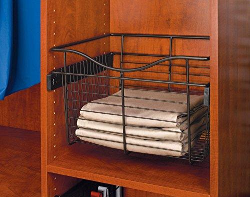 Rev-A-Shelf --Closet Korb sowie einen Oil Rubbed Bronze -