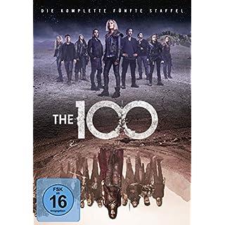 The 100 - Die komplette 5. Staffel [3 DVDs]