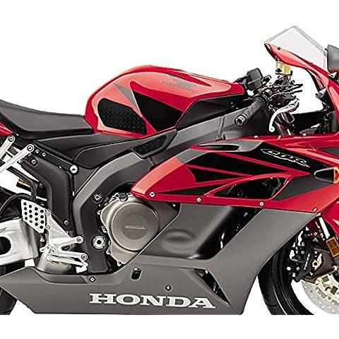 Protector lateral depósito Honda CBR 1000 RR Fireblade 04-07 Racetecs Grip SP negro