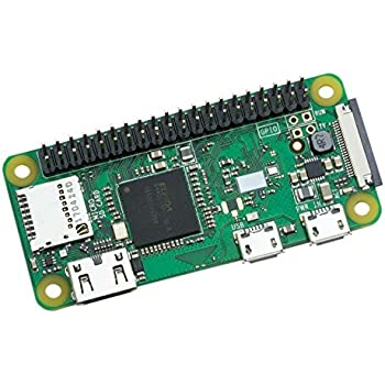 Robocraze Raspberry Pi Zero Wh With Pre Soldered Header Amazon In