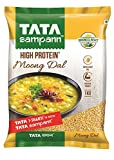 #8: Tata Sampann Moong Dal Yellow Split, 1kg