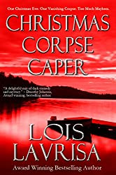 Christmas Corpse Caper: Short Story, Mystery, Suspense (LIQUID LIES prequel) (English Edition)