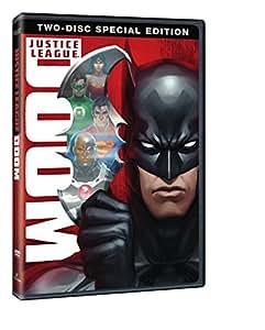Justice League: Doom [DVD] [Region 1] [US Import] [NTSC]