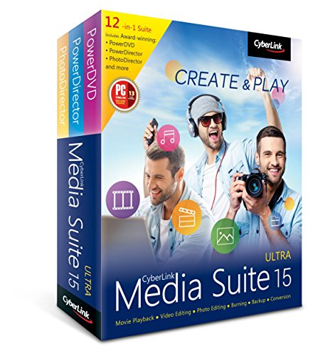 CyberLink Media Suite 15 Ultra -...