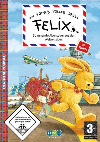 Felix: Ein Koffer voller Spiele