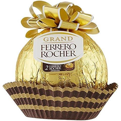 Ferrero Rocher - Bombones Ferrero gan Rocher, 100 g