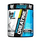 #4: BPI Sports Micronized Creatine, Unflavored, 300 Grams