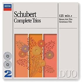 Schubert: Complete Trios (2 CDs)