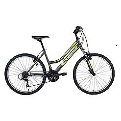 F.lli Schiano Integral Shimano 18V Fork Suspension Bicicletta Donna