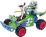 Disney Toy Story Radio Controlled Car (Buzz & Woody)