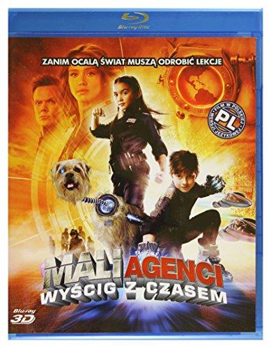 Spy Kids: All the Time in the World in 4D [Blu-Ray 3D] (IMPORT) (Keine deutsche Version) - 3d Kids Spy