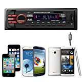 Tongshi Cámara Parking Doble 2 Din Car Stereo MP3 MP5 reproductor de radio Bluetooth USB + AUX