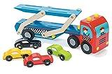 Le Toy Van : Rennauto Transporter