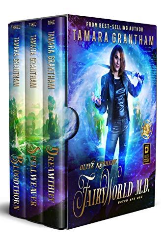 Fairy World M.D., Boxed Set One (The Olive Kennedy Fantasy Romance Series Book 1) (English Edition)