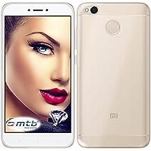 mtb more energy® Funda Clear & Slim para Xiaomi Redmi 4 / 4X (5.0'')   transparente   flexible   delgada   Gel TPU Silicona Carcasa Suave Cascara