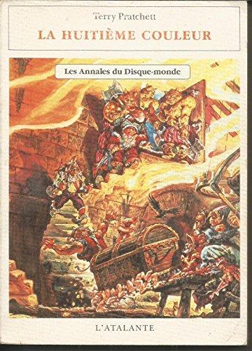 Les Annales du Disque-monde : La huitième couleur par Terry Pratchett
