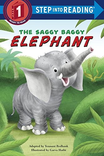The Saggy Baggy Elephant Step into Reading Lvl 1 (Step Into Reading 1)