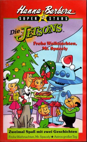 Die Jetsons - Frohe Weihnachten, Mr. Spaceley / Astros großer Tag