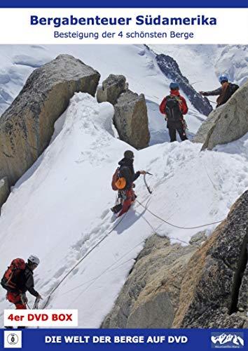 """Bergabenteuer Südamerika """"Besteigung der 4 schönsten Berge"""""""