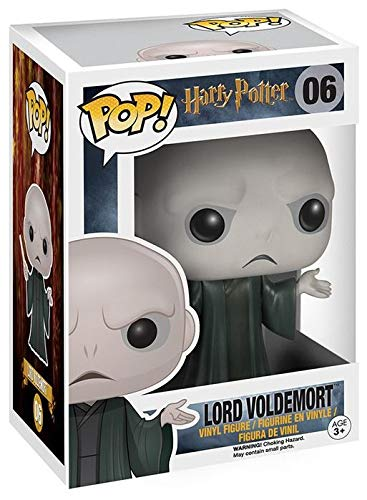 Figura Pop Vinyl Lord Voldemort Harry Potter