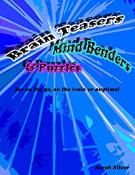 Brain Teasers, Mind Benders & Puzzles for on the go, on the train or anytime! (English Edition)