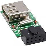 InLine 76638 Card Reader interne für MicroSD USB 2.0 Karten